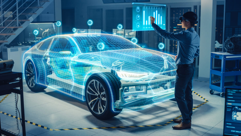 LOOPINGS Innovation Systems Branchen Automobil