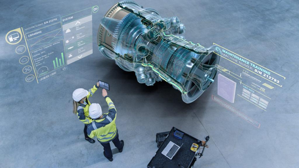 LOOPINGS Innovation Systems Branchen Maschinenbau