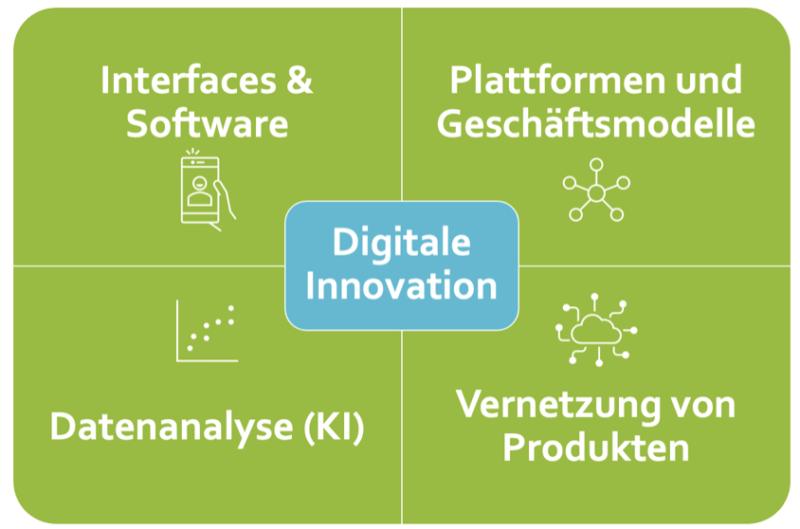 Digitale Innovationsbausteine LOOPINGS Innovation Systems